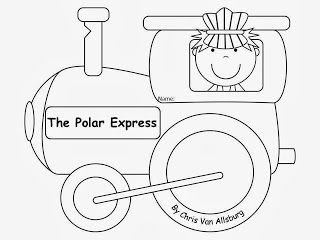 FREE: The Polar Express Beginning, Middle, End story retelling train engine. Freebie For Teachers From Teachers.  fairytalesandfictionby2.blogspot.com