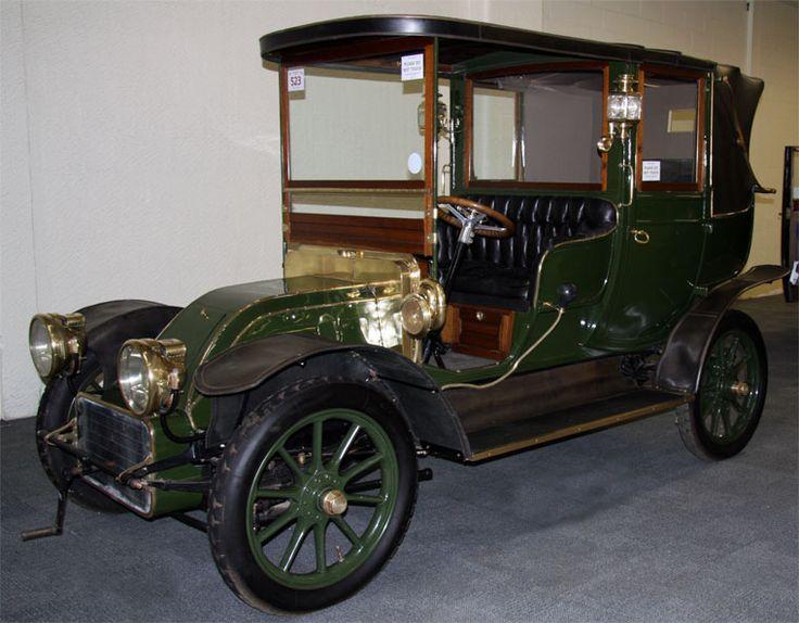 1906 C.G.V. 20 h.p. TC1 Landaulet.