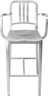 very cool silver barstool - Cool Bar Stools