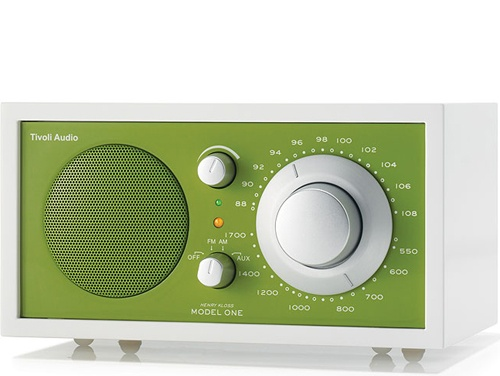 green tivoli model one radio my mothers day want for my npr - Tivoli Radio