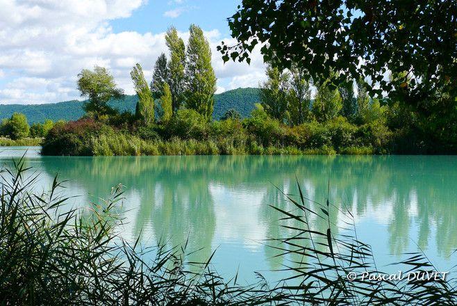 Lac Les Buissonnades à Oraison - Alpes de Haute Provence 04