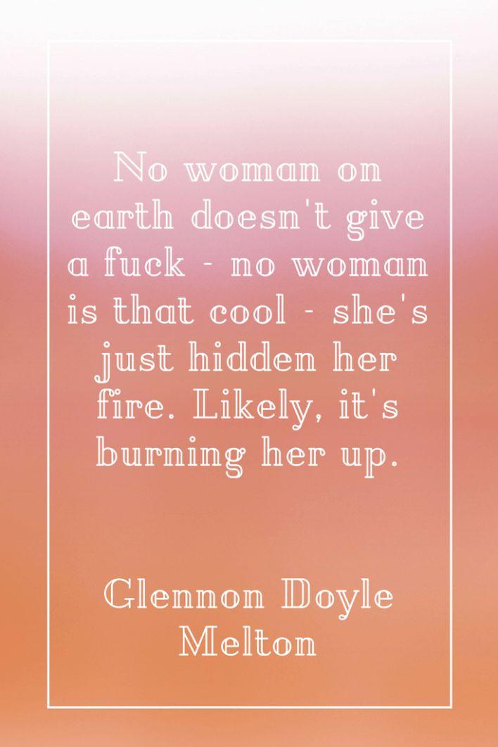 Glennon Doyle Melton Quotes Impressive 20 Best Quote Inspiration Images On Pinterest  Beautiful Things