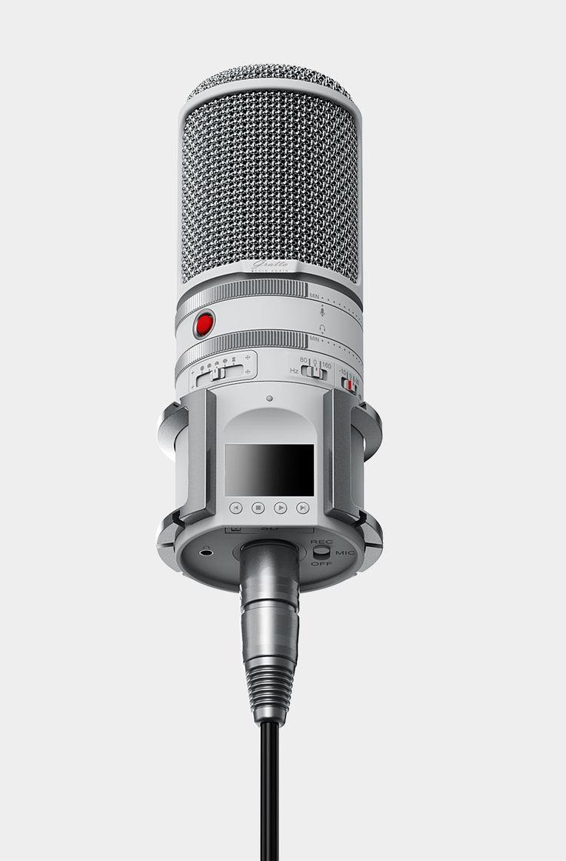 PDF HAUS_ Republic of Korea Design Academy / Product design / Industrial design / 工业设计 / 产品设计/ 空气净化器 / 산업디자인 / mic / microphone / sound system / audio equipment / www.pdfhaus.com
