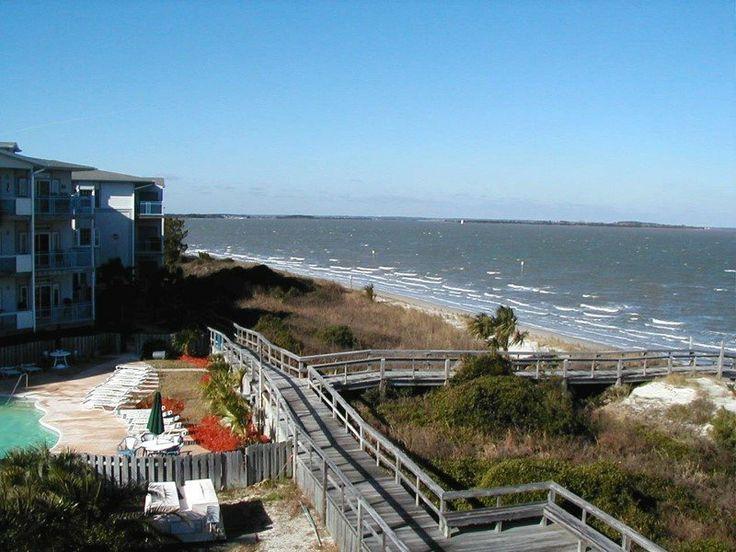 Island Beach And Racquet Club