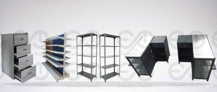 Archivadores metalicos modernos para oficina