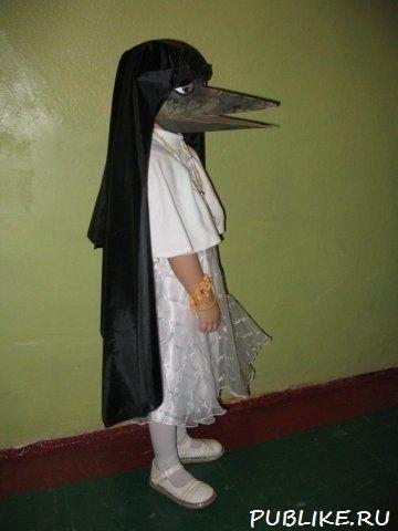 Канарейки костюм орнитолог