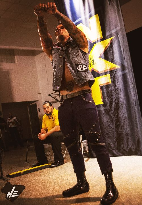 1000 images about wrestling wwe other promotions on for Corey graves tattoos
