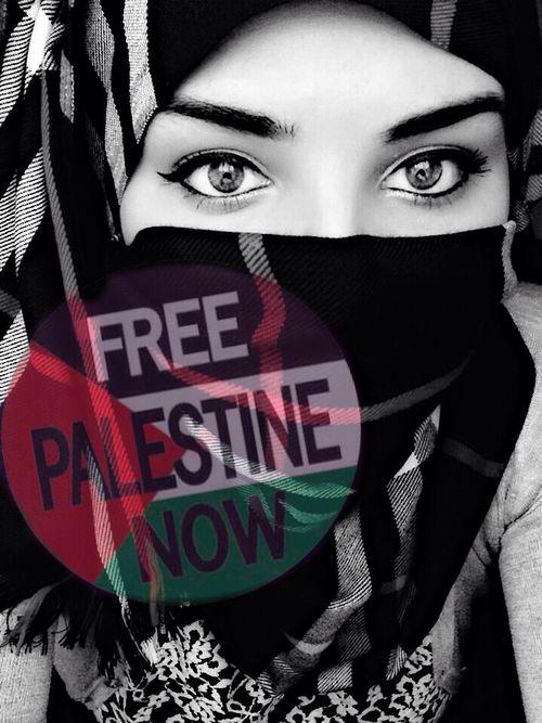 #FreePalestine. #EndIsraeliOccupationOnPalestine