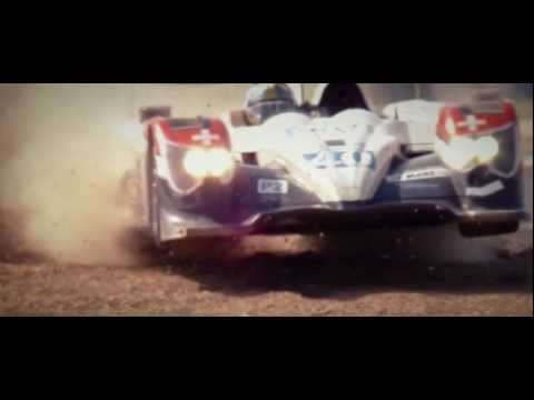 Racing In Slow Motion IV. This is just so amazing. It made me teary eyed every time I watched it. Simply breathtaking.