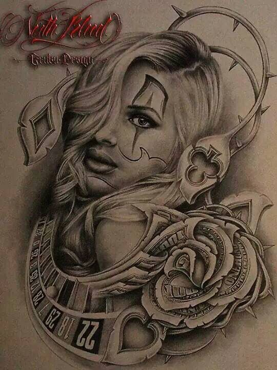 Chicano art chicano tattoos pinterest for Chicano tattoo art