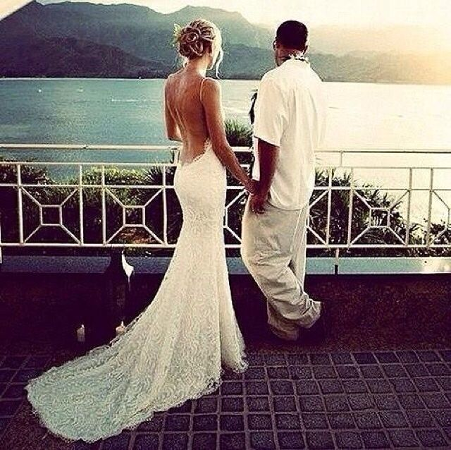 Beautiful Backless Wedding Dresses By Katie May One Day Pinterest And
