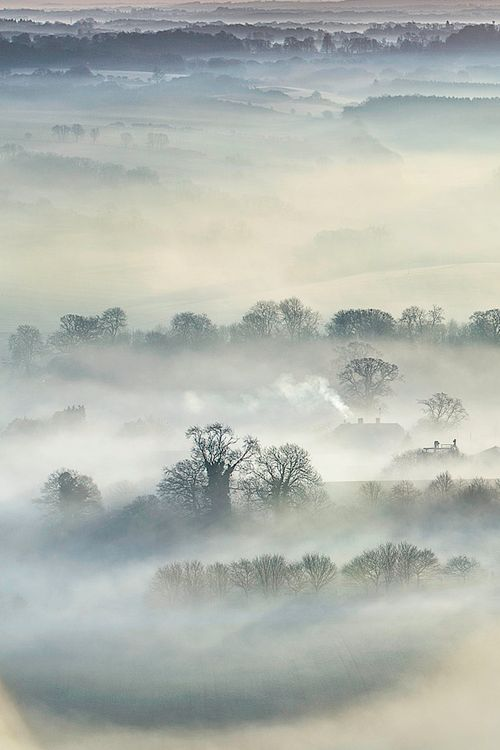 Pewsey Vale, Wiltshire - By Philip Selby