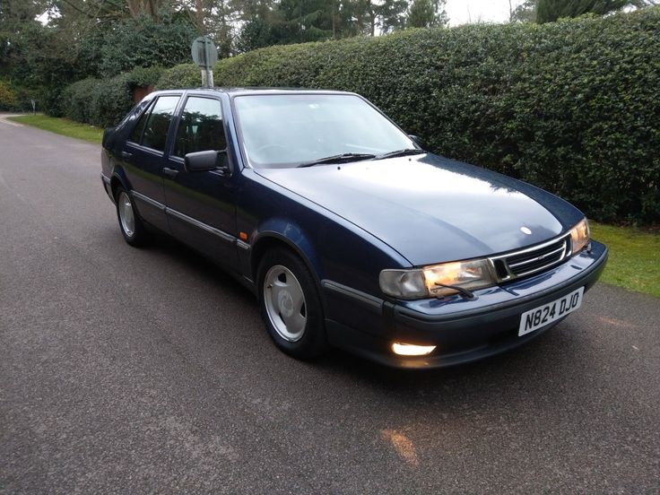 Looking for a Extremely Rare Saab 9000 Cse 2.3 Turbo Auto Very Good Condition. Drives Superbly? This one is on eBay.