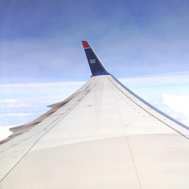 USAir PHL to PHX
