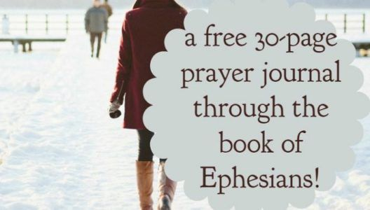 Praying Through the Book of Ephesians