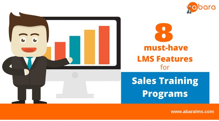 8 Must have LMS Features for Sales Training Program