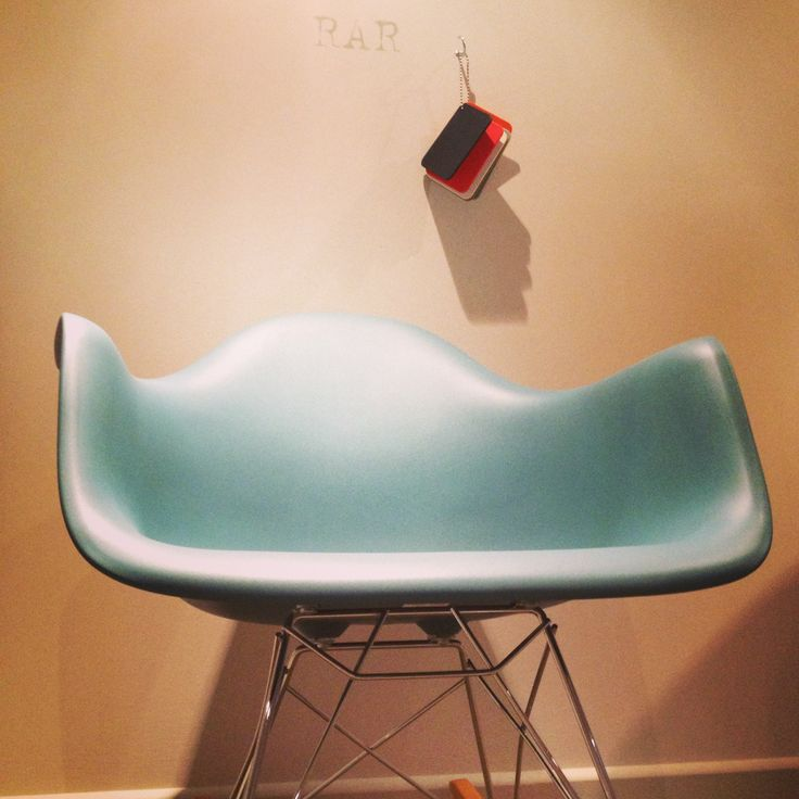 Stunning Eames RAR Rocker (http://www.cimmermann.co.uk/product/rar_rocking_chair/)