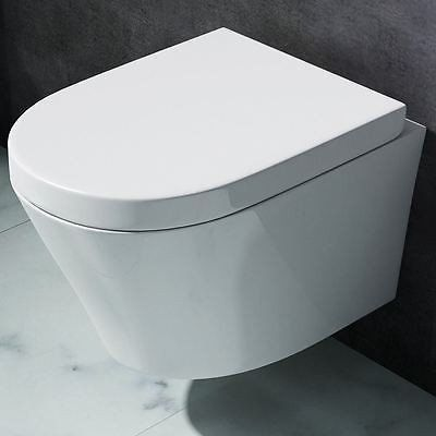 Aachen 108 Wall Hung Toilet With Soft Close Seat(C28)