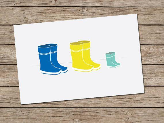 Célèbre Les 25 meilleures idées de la catégorie Bottes pluie enfant sur  RH06