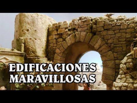DIY CASCADA PARA MI BELEN 20011 - YouTube