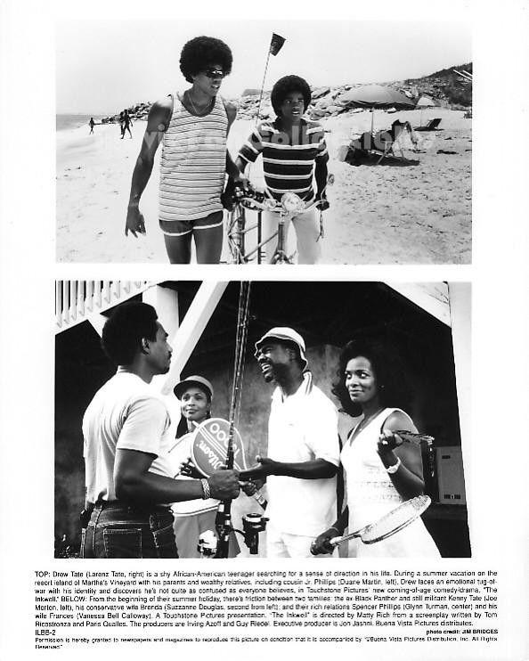 The Inkwell movie photo star Joe Morton Suzzanne Douglas Larenz Tate
