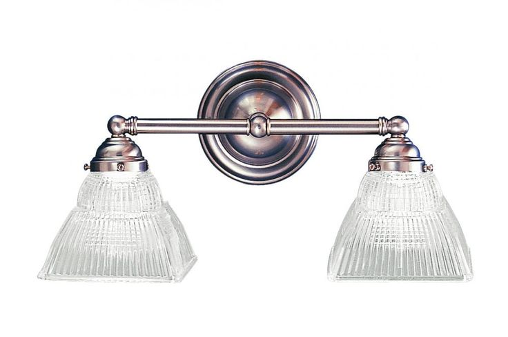 2 Light Bath Bracket