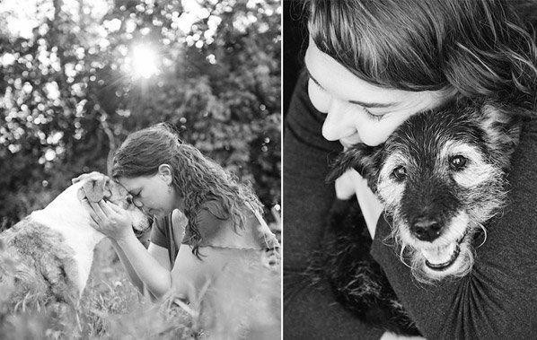 Quem tem ou já teve um animal de estimação sabe: eles se tornam parte da família. Se os anos de convivência são sempre fantásticos, a hora da despedida é desoladora. Bem que eles poderiam viver tanto quanto a gente... Pensando nessa temática, a fotógrafa especializada no registro de animais de estimação,Sara Beth, fez uma série com um tema tão emocionante quanto doloroso: a despedida dos animais de estimação. Ela registrou, em fotos comoventes, a relação de cães em fase terminal junto com…