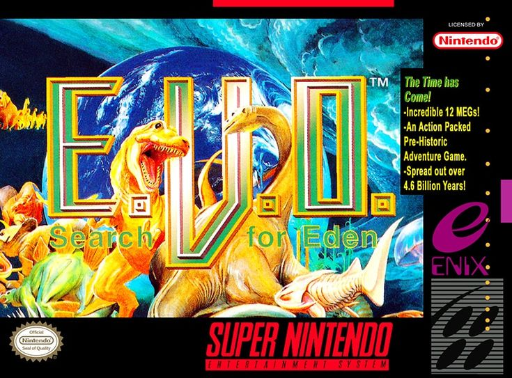 Play EVO: Search for Eden game on Super Nintendo SNES online in your browser. ➤ Enter and start playing now!