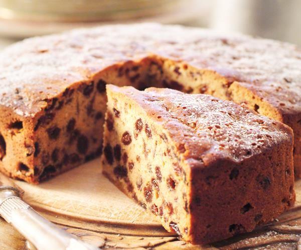 Cinnamon Sultana Sponge Cake Recipes