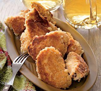 Жареный цыпленок по-мэрилендски