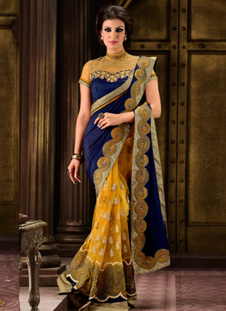Trends of Sarees 2016-2017 For Girls