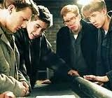 "The Rocket Boys in ""October Sky"""