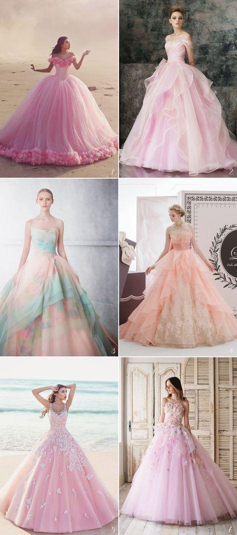 Fast jedes Mädchen hatte mal den Traum, ein echtes Prinzessinnenkleid zu tragen - manch eine junge Frau träumt noch heute davon. Hier sind 42 Kleider, die das kleine Mädchen in dir wiedererwecken! Princess Dresses #princessdresses Fairytale dresses #fairytaledress | Stylefeed