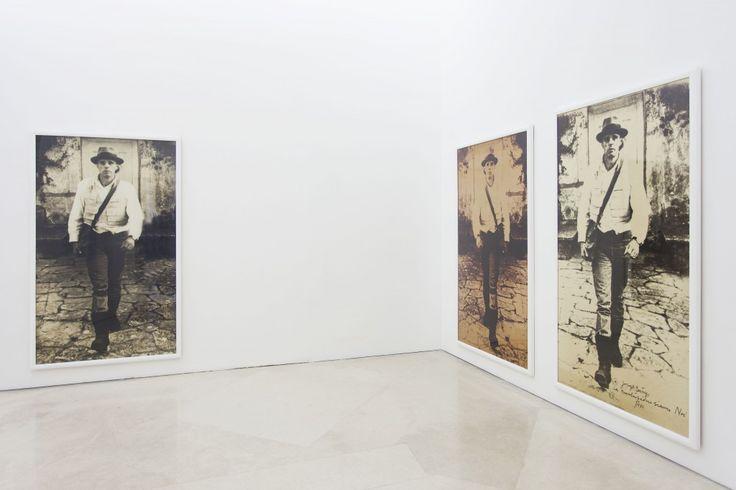 Joseph Beuys, Casa Orlandi; La rivoluzione siamo noi, 1971. Collezione Trisorio, Napoli. In comodato a Madre · museo d'arte contemporanea Donnaregina, Napoli. Foto © Amedeo Benestante.