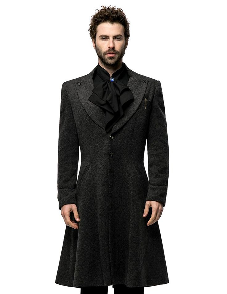 Best 25  Long coats for men ideas on Pinterest | Mens overcoat ...