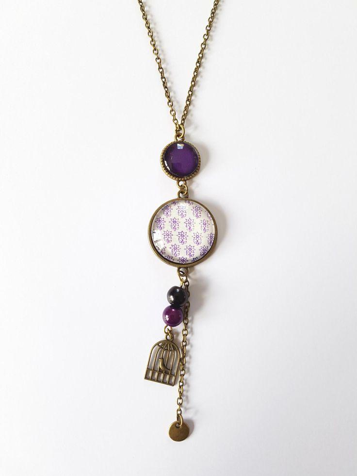 Collier Souvenir d'Antan