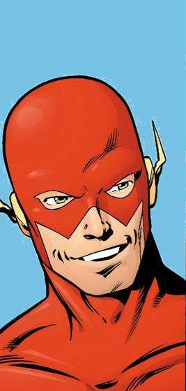 Flash by John Byrne
