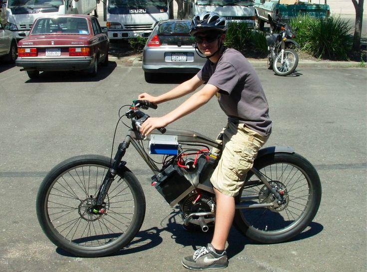 electric bike diy   cool ideas (design)   Pinterest