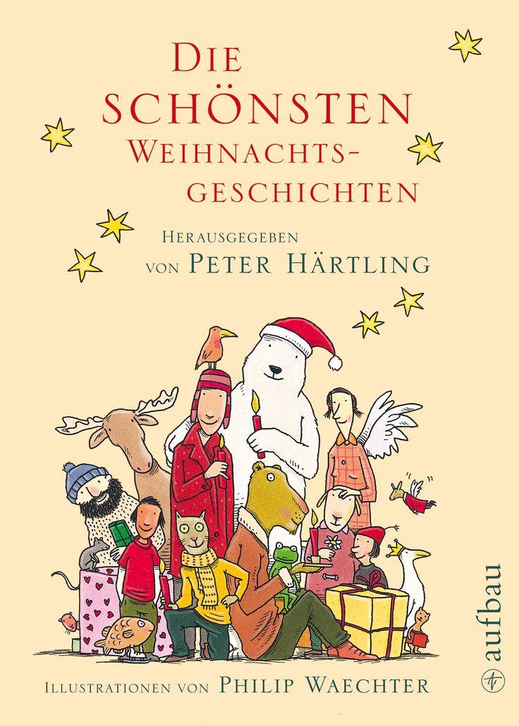 """Peter Härtling hat in diesem Buch seine persönliche Weihnachtsbibliothek zusammengestellt. Entstanden ist ein großes Hausbuch, das – quer durch alle Epochen – einen Schatz an Weihnachtsgeschichten zwischen seinen Buchdeckeln aufbewahrt.   Mehr zu """"Die schönsten Weihnachtsgeschichten"""" unter http://www.aufbau-verlag.de/die-schonsten-weihnachtsgeschichten.html   #bücher #weihnachten"""