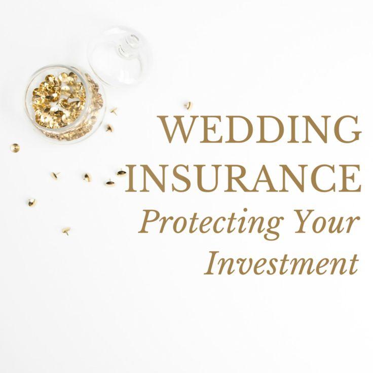 Wedding Insurance: 17 Best Ideas About Wedding Insurance On Pinterest