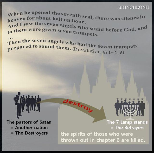 "Shincheonji ""Good Seed"": Shincheonji's Bible Stories - The book of revelati..."