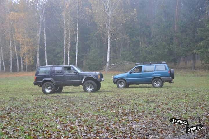 Terrano II & XJ