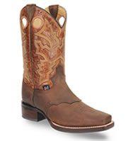 Botas Justin Boots STAMPEDE Estilo 6060 De venta en Ranch Depot.