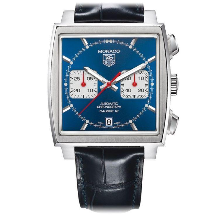 Reloj TAG Heuer Mónaco cronógrafo Hombre CAW2111.FC6183