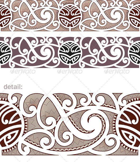 Maori Tattoo Designs Wallpaper: 89 Best Maori Patterns Images On Pinterest