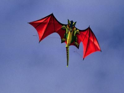 Dragon Kite Craft thumbnail