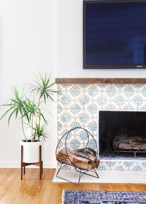 Amazing patterned & cement tile inspiration [Amber Inteiors | Tessa Neustadt]