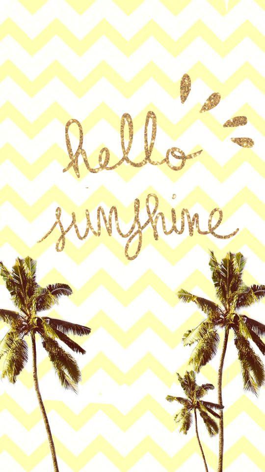 Hello summer iphone wallpaper lock screen panpins worth for Ete wallpaper