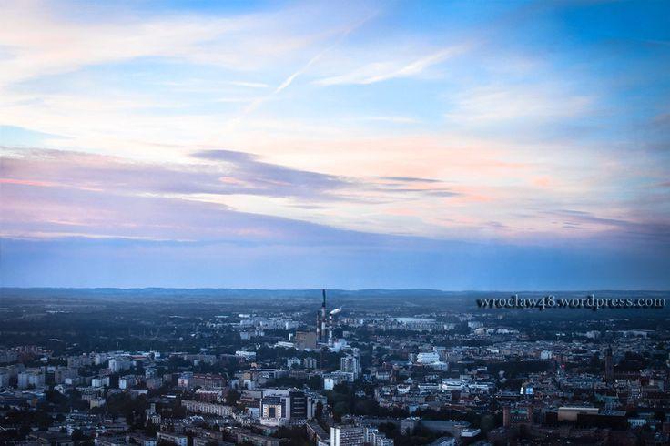 #Wrocław #panorama #wrocławia #wroclove