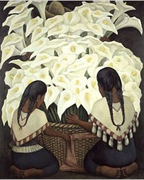 famous paintings diego rivera - Google Search